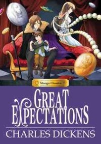Great Expectations - Charles Dickens (Hardcover) - Cover