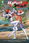 Harley Quinn Vol. 2 (the New 52) - Jimmy Palmiotti (Hardcover) Cover