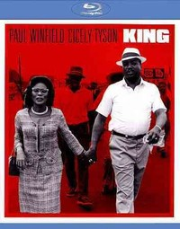 King: the Martin Luther King Story (Region A Blu-ray) - Cover
