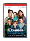 Alexander and the Terrible, Horrible,No Good, Very Bad Day (DVD)