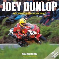 Joey Dunlop - Mac McDiarmid (Hardcover) - Cover