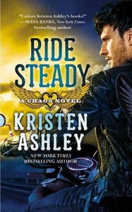 Ride Steady - Kristen Ashley (Paperback) - Cover