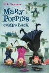 Mary Poppins Comes Back - P. L. Travers (Paperback)