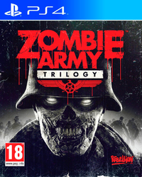Zombie Army Trilogy (PS4) - Cover