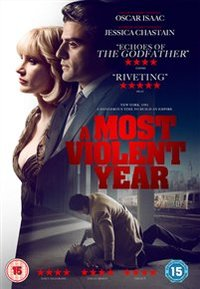 Most Violent Year (DVD) - Cover