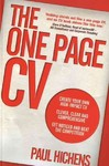 One Page Cv - Paul Hichens (Paperback)