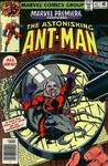 Ant-Man - David Michelinie (Paperback) Cover