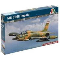 Italeri - 1/72 MB 326K Impala (Plastic Model Kit)