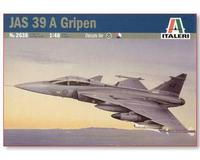 Italeri - 1/48 JAS 39 A Gripen (Plastic Model Kit) - Cover