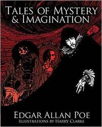 Tales of Mystery & Imagination - Edgar Allan Poe (Hardcover) - Cover