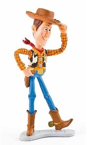 Bullyland - Woody - Cover