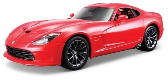 Bburago   1/32 Dodge Viper GTS SRT 2013   Street Fire   Cover