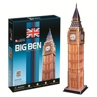 CubicFun - Big Ben (UK) 3D Puzzle (47 Pieces)
