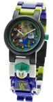 LEGO ClicTime - LEGO Super Heroes - Joker Minifigure Link Watch