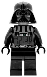 LEGO ClicTime - LEGO Star Wars - Darth Vader Figure Alarm Clock - Cover