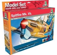Italeri - 1/72 Spitfire Mk.VB (MS) - Cover