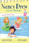 Nancy Drew Clue Book 01: Pool Party Puzzler - Carolyn Keene (Paperback)