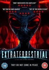 Extraterrestrial (DVD) - Cover