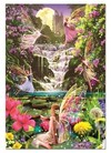 Educa - Waterfall Fairies Puzzle (500 Pieces)