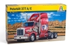 Italeri - 1/24 Peterbilt 377 A/E (Plastic Model Kit)
