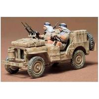 Tamiya - 1/35 British SAS Jeep LTD (Plastic Model Kit)