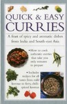 Quick & Easy Curries - Valerie Ferguson (Hardcover) Cover
