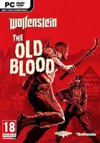 Wolfenstein: The Old Blood (PC) - Cover