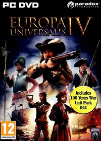 Europa Universalis IV (PC) - Cover