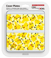 Nintendo new 3DS Cover Plates 22 - Pikachu