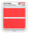 Nintendo new 3DS Cover Plates 18 - Red