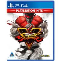 Street Fighter V - PlayStation Hits (PS4)