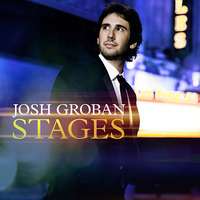 Josh Groban - Stages (CD) - Cover