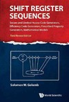Shift Register Sequences - Solomon W. Golomb (Hardcover)