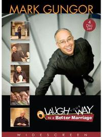 Mark Gungor - Laugh Your Way to a Better Marriage (DVD) - Cover