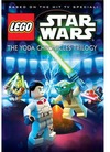 Lego Star Wars: the Yoda Chronicles Trilogy - Ace Landers (Hardcover) Cover