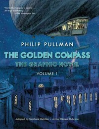 Golden Compass 1 - Philip Pullman (Paperback) - Cover