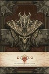 Diablo III Deluxe Hardcover Sketchbook - Insight Editions (Hardcover) Cover