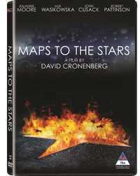 Maps To The Stars (DVD) - Cover