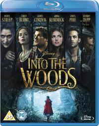 Into the Woods (Blu-ray) - Cover