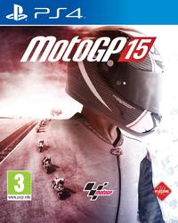 MotoGP 15 (PS4) - Cover