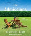 The Admissions - Meg Mitchell Moore (CD/Spoken Word)