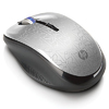 HP 2.4GHz Wireless Mouse Silver