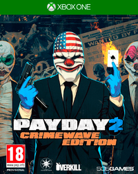 Payday 2 - Crimewave Edition (Xbox One) - Cover