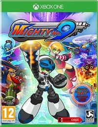 Mighty No. 9 (Xbox One) - Cover