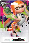 Nintendo amiibo - Splatoon Collection Inkling Girl (For 3DS/Wii U)