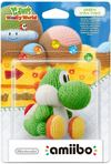 Nintendo amiibo Yarn Yoshi - Green (For 3DS/Wii U)