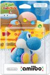 Nintendo amiibo Yarn Yoshi - Light Blue (For 3DS/Wii U)