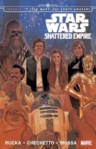 Journey to Star Wars the Force Awakens - Marvel Comics Group (Paperback) - Cover