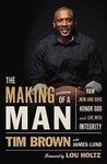 The Making of a Man - Tim Brown (Paperback)