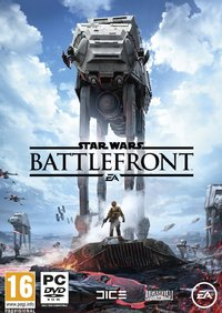 Star Wars: Battlefront (PC) - Cover